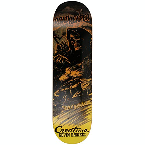 Creature Skateboard Deck Roadside Terror Powerply 8.6