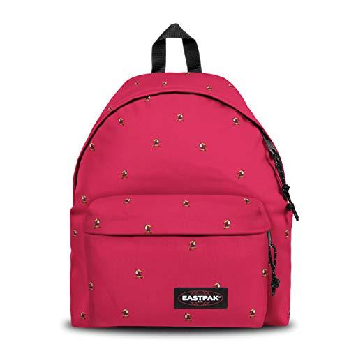 EASTPAK Padded PAK'R Backpack, 40 cm, 24 L, Mini Tucan (Red)