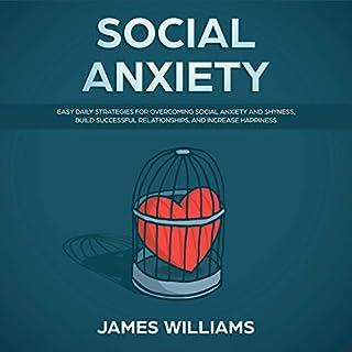 Social Anxiety cover art