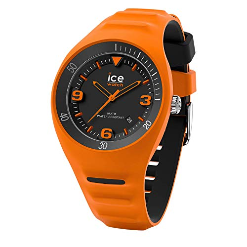 Ice-Watch - P. Leclercq Neon orange - Orange Herrenuhr mit Silikonarmband - 017601 (Medium)