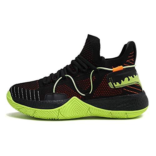 Zapatos de Seguridad Ligero para Hombre con Puntera de Acero Mujer Calzado de Trabajo Zapatos de Deportivos Transpirables Construcción Trabajo Botas Trekking Unisexo 35-45 EU,Negro,41