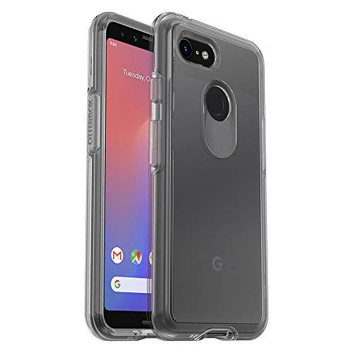 OtterBox Symmetry Clear Series Case for Google Pixel 3 - Retail Packaging - Clear