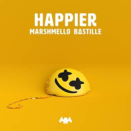 Marshmello & バスティル