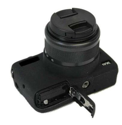 Hihouse - Carcasa de silicona impermeable para cámara Canon EOS M10