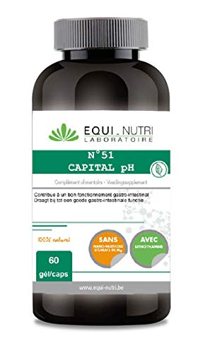 Equi-Nutri N°51 Capital Ph Multi-Vitamines et Minéraux