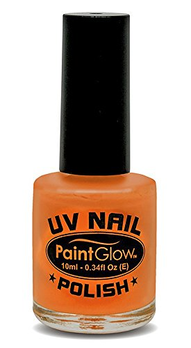 PaintGlow UV Neon Nagellack Orange