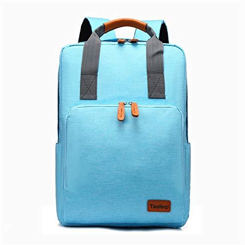Men and Women Students Schoolbag Backpack Travel Bag Multifunctional Casual Laptop Bag