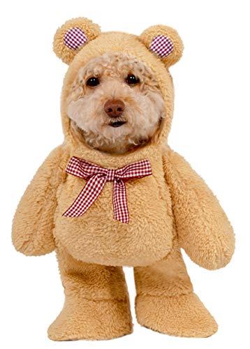 Walking Teddy Bear Dog Halloween Costume