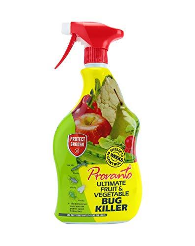 Insecticida amarillo de múltiple acción de Provanto