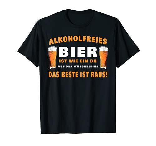 Alkoholfreies Bier ist wie ein BH auf...