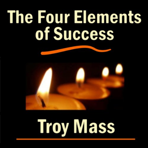 The Four Elements of Success audiobook cover art