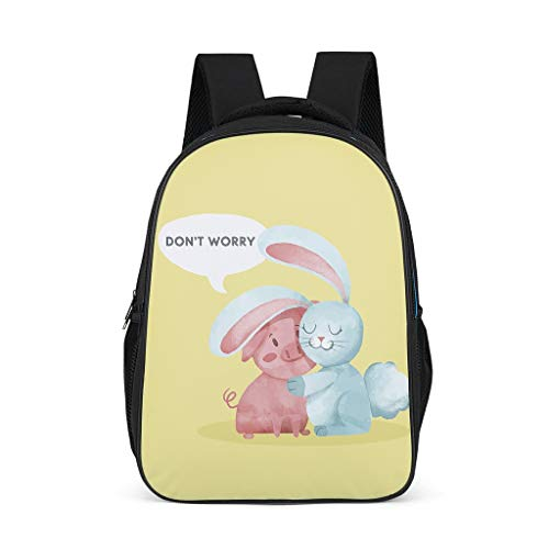 animal Children's Rucksack Classic Perfect Size for Youth animal grey onesize