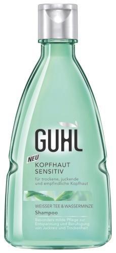 Guhl Kopfhaut Sensitiv Shampoo Weisser Tee & Wasserminze, 200ml
