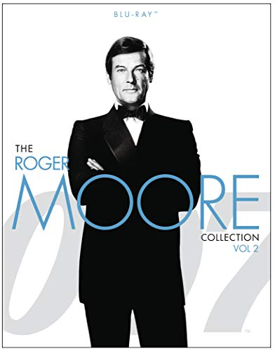 007: The Roger Moore Collection (Volume 2) [Blu-ray + DHD]