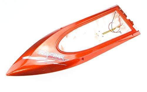 efaso Ersatzteil Boot FT009 - Außenhülle in grün oder orange (orange)
