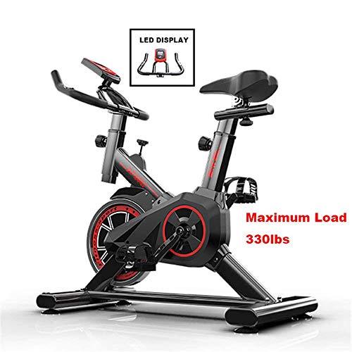 BHB-AY F-Bike und Heimtrainer, verstellbares Profi-Heimtrainer mit LCD-Display, Sportausrüstung, idealer Cardio-Trainer