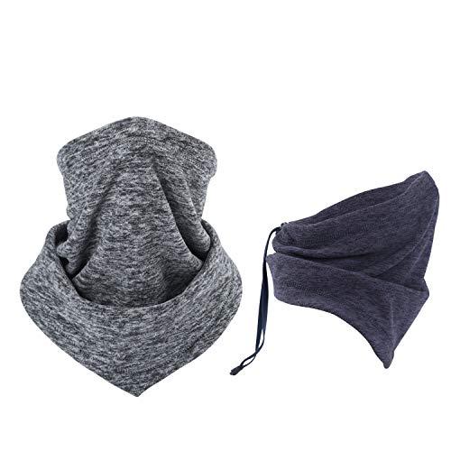 LONGLONG Neck Warmer and Face Mask Fleece
