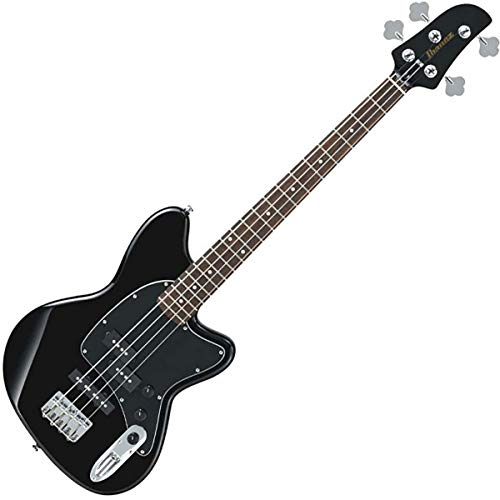 """Ibanez TMB30-BK 30"""" Black Short Scale Bass Guitar for sale  Delivered anywhere in UK"""