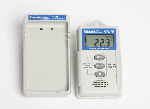Comedes HTL 15 Hygrometer Datenrekorder