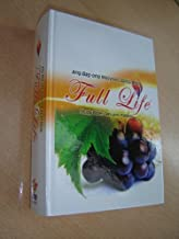 Cebuano Full Life Study Bible / Ang Bag-ong Maayong Balita Biblia / Revised Cebuano Popular Version / 77 Theme Articles, Concordance, Maps, Charts, Intro to each Book of the Bible and Pentecostal Study Notes