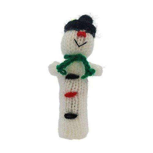 Puppeta dedo teatro flamenco marionetas juguete jugar