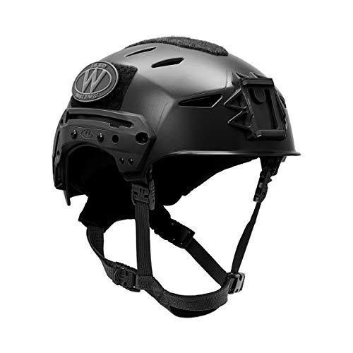 Team Wendy EXFIL LTP Helmet with Rail 2.0 (Coyote Brown, Size 1)