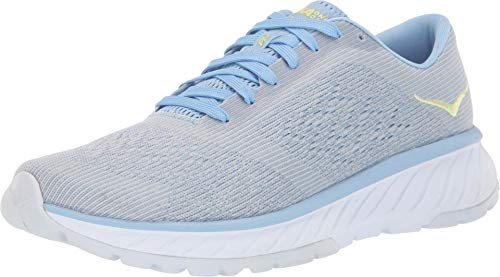 Hoka One One Cavu 2 Marl Placid Blue/Plein Air Running Shoes Size: 8
