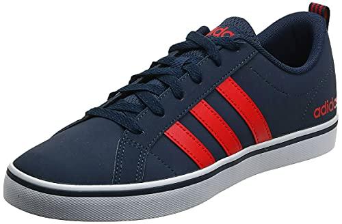 adidas VS Pace, Scarpe da Ginnastica Basse Uomo, Blu (Conavy/Corred/Ftwwht Conavy/Corred/Ftwwht), 44 2/3 EU