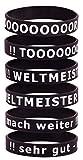 Motivationsarmbänder auf Deutsch Inspirierende...