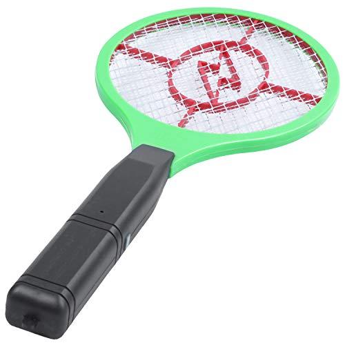 Gaoominy Asesino de Mosquitos Raqueta de Raquetas de Tenis EléCtrica Insecto Mosca Insecto Zapper Avispa Swatter