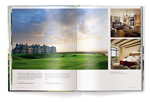 Golf - Das ultimative Buch, Golf-Legenden und Lifestyle, alles für den passionierten Golfer (Deutsch, Englisch) 25 x 32 cm, 256 Seiten - 6
