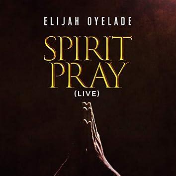 Spirit Pray (Live)