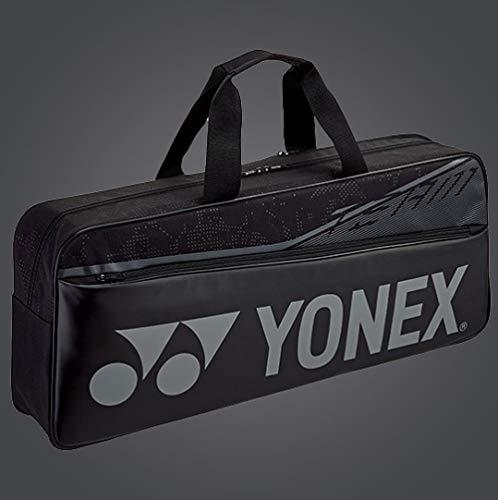 YONEX 42031W (schwarz) Team Turnier Badminton Tennis Schlägertasche