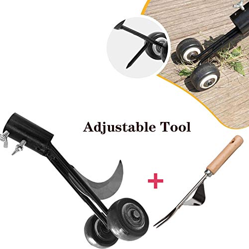 Sale!! Yimeezuyu Weeds Snatcher Crack and Crevice Weeding Tool Weed Puller Household Helper Garden T...