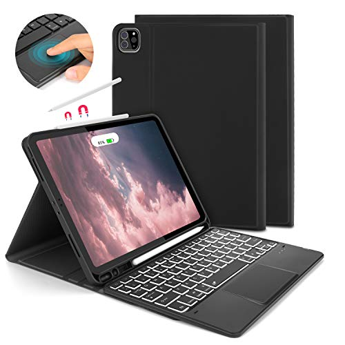 test Jelly Comb Tastaturbeleuchtung mit Hintergrundbeleuchtung, Touchpad iPad iPad Pro 11 ″ 2020/2018 (2./1… Deutschland