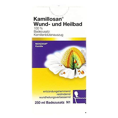 Kamillosan Wund- und Heilbad, Badezusatz, 250 ml