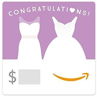 Amazon eGift Card - Two Wedding Dresses (B01MS6YOBR)   Amazon price tracker / tracking, Amazon price history charts, Amazon price watches, Amazon price drop alerts