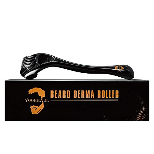 (60% OFF Coupon) Derma Roller for Beard Growth & Care $5.98