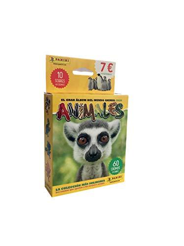 Animales Cromos (Panini 003980KBE10
