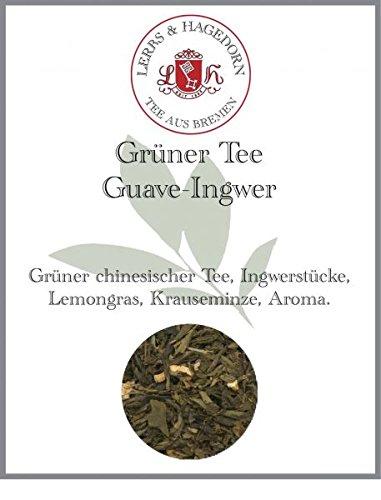 Grüner Tee Guave-Ingwer 1kg