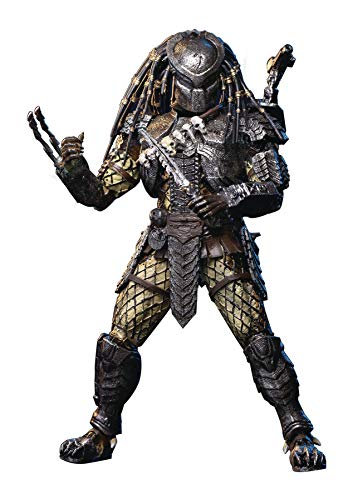 Hiya Toys Alien vs. Predator: Scar Predator 1:18 Scale Action Figure