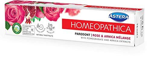 ASTERA HOMEOPATHICA PARODONT - Rose & Arnica Melange, 75 ml