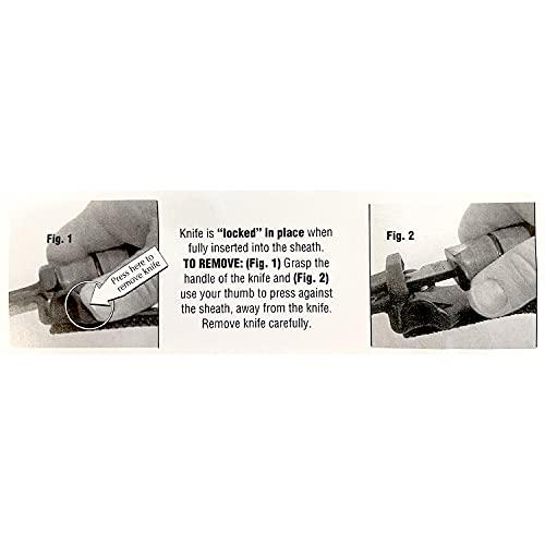 KA-BAR 1259 Short Fighting Knife Product Image