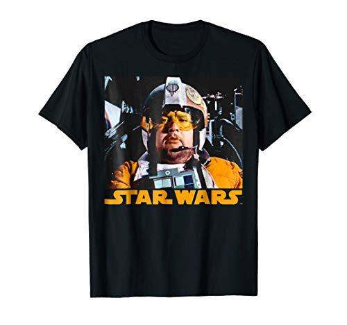 Star Wars Jek Tono Porkins Graphic T-Shirt