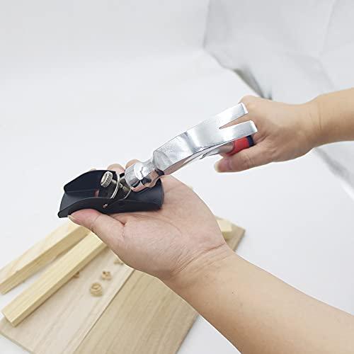 ZLININ Holzbearbeitung Mini Holz Trimmflugzeug Handlauter Tischler Werkzeuge Schneidkante Schärfen Woodcraft Carpentry Woodcraft Tool