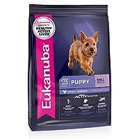 EUKANUBA Puppy Small Breed Puppy Food 15 Pounds by Eukanuba