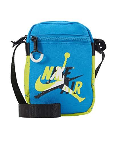 Nike Jordan Mashup Air Festival Bolsa Unisex (talla única, Ecuador Azul)