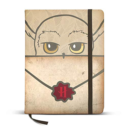 Harry Potter Letter-Cuaderno Diario, Marfil