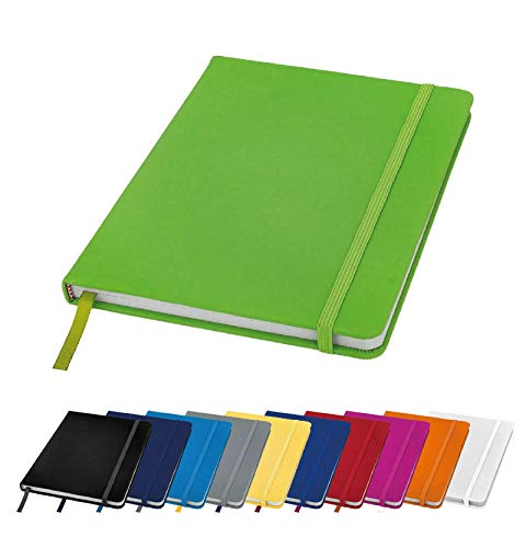 Bantersaurus Notizbuch, A5, liniert, Hardcover, klein, Tagebuch, Taschennotizblock...