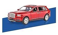 1:32に適用するキュリナンSUVシミュレーションおもちゃダイキャストモデルカー合金プルバック子供おもちゃコレクションギフトオフロード車 ダイキャストカー (Color : 4)
